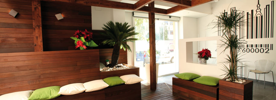 Interiorismo dise o de exteriores iluminaci n audio y for Iluminacion exterior para terrazas